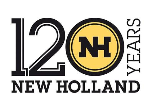 120 años de New Holland