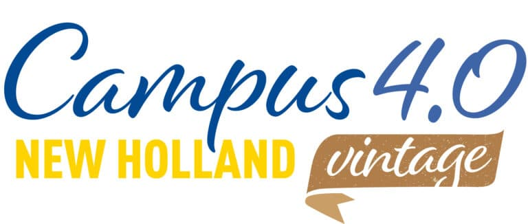 Logo vintage New Holland